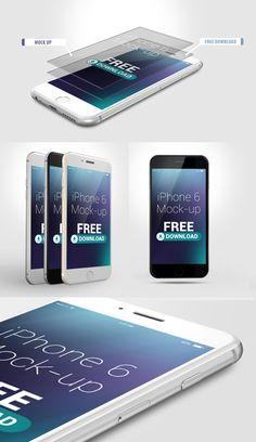 Free iPhone 6 MockUp