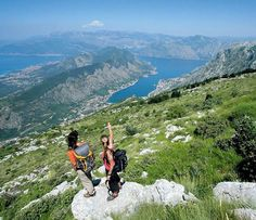 """Activity-spurred #travellers explore Montenegro's unspoilt nature, off the beaten tourist tracks. Now easily accessible; start for example at the """"Coastal Transversal"""" and get hooked!  6,000 km of trails are being adapted for our national route network. #Hikers and #mountainbikers, get prepared for true discoveries... #Montenegro #CrnaGora #casadelmaremne #hiking #hikingadventures #bay #boka #nature @gomontenegro"""