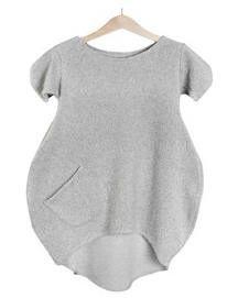 Dress Six (grey teddy)