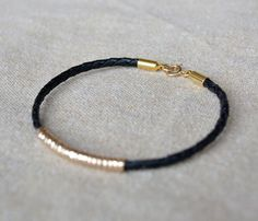 Braided Rope Bracelet - I want! @Chera Bennett... make me one :)