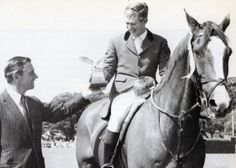 David Broome on Mister Softee at Hickstead 1969