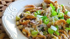Chicken Chow Mein, Kung Pao Chicken, Chicken Casserole, Casserole Recipes, Creamed Mushrooms, Stuffed Mushrooms, Surprise Recipe, Chinese Chicken, Potluck Recipes