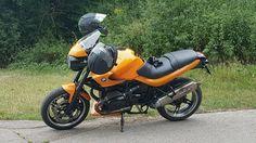 Orange Rockster mit neuer Inspektion!...inclusive....,BMW Rockster 1150 in Bayern - Jetzendorf