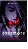 Evermore, book 1 in The Immortals book series. On my reading list Up Book, Book Club Books, Love Book, Book Lists, Book Series, Books To Read, Book Nerd, Popular Teen Books, Books For Teens