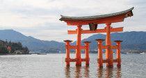 Miyajima et le sanctuaire Itsukushima