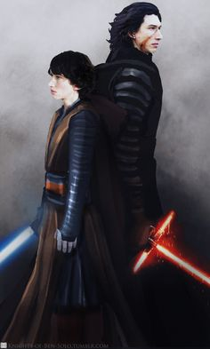 """knights-of-ben-solo: """" """" Your son is gone. He was weak and foolish like his father, so I destroyed him."""" """""""