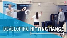 As a hitter, your player needs to have a strong range of shots, however, each shot requires a different technique. Training your player to have master each of these techniques will make them a dynamic and critical player for your team.