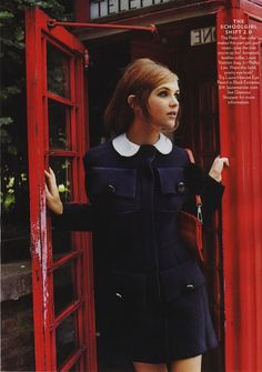 Design  Raymond Hawkey fashion from a classic London red telephone box  Originally founded Jurk fb628d3dd5d