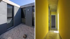 Atelier Gael, Arquitectura contemporánea. Estudio Moirë arqs. Contemporary Architecture, Architects, Studio, Colors, Houses, Atelier