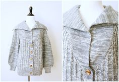 S T R A I G H T T A L K  ♥ Circa: 70s ♥ Label: LeRoy Knitwear ♥ Material: Acrylic Knit ♥ Fits like: Medium/LArge ♥ Condition: Excellent   D E T