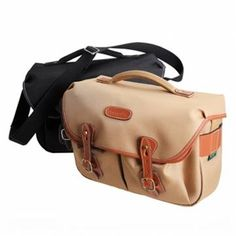 Binsing Leather Camera Shoulder Hand Bag For DSLR Nikon Sony Canon