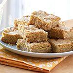 Double Peanut Butter Bars Recipe | MyRecipes.com
