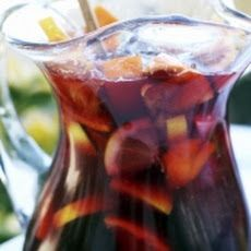 Outback New South Wales sangria