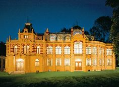 The Romantic Road-Augsburg-A variety of architecture as well as a residence of Mozart.