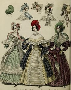The World of fashion and continental feuilletons 1 Oct 1836