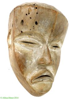 Title Dan Mask Tankagle Cote d'Ivoire Liberia Africa. Exceptionally, this mask does not have the usually dark patina. instead, it has a beautiful timeless patina. Formally, such a mask belongs to the category of Tankagle (also known as Deangle) masks, said to represent an idealized woman, the sublime feminine beauty and used as a dance masks which also play the role of guardian of the circumcision camp during the rites of circumcision and initiation of young boys among the Dan. | eBay!