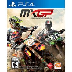 Mxgp '14 (PlayStation 4)