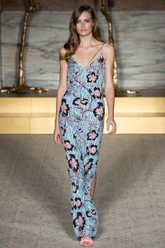 REPIN this Matthew Williamson look and it could be yours to rent next season on Rent the Runway! #RTRxLFW