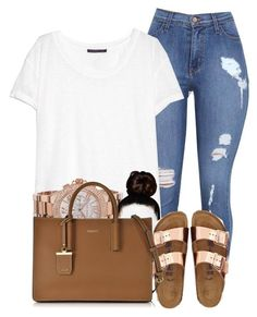5|21|16 by feedmediamonds on Polyvore featuring Violeta by Mango, TravelSmith, DKNY and Michael Kors