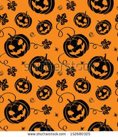 Abstract Halloween Background N° de l'illustration vectorielle d'archives : 84165193 : Shutterstock