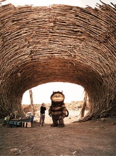 Still of Spike Jonze in Where the Wild Things Are