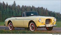 Volvo P1900 1956 Sweden