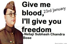 Subhash Chandra Bose Images With Quotes Subhas Chandra Bose, Sai Baba Hd Wallpaper, Prabhas Pics, India Now, Bhagat Singh, Good Night Image, Real Hero, Freedom Fighters, Rare Pictures