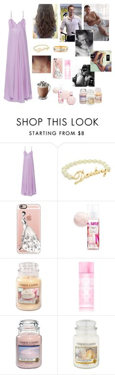 """""""Night🌙 /Tom Hiddleston♡"""" by mariaxl ❤ liked on Polyvore featuring Rosamosario, ASOS, Casetify, Yankee Candle and tomhiddleston"""