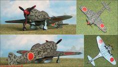 """Nakajima Ki-44 """"Shoki"""" (Tojo), Jäger (Tamiya Fa-102)?"""