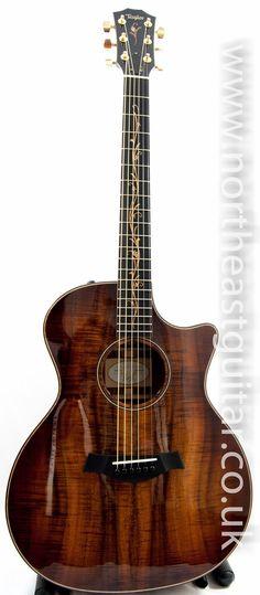 Taylor K24CE Shaded Edgeburst Koa Electro Acoustic Guitar #taylor #acoustic #guitar