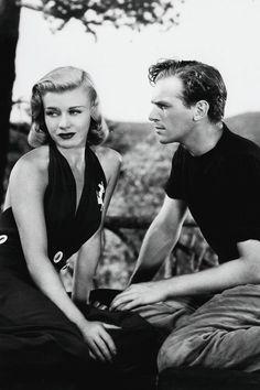 Douglas Fairbanks, Jr. and Ginger Rogers