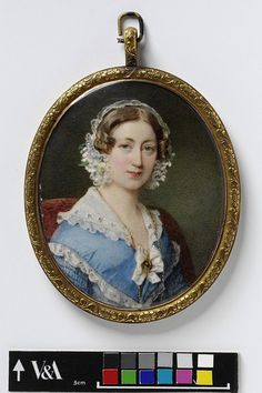 Portrait of Mrs Edwin Dalton | Ross, William Charles (Sir) | V Search the Collections