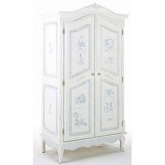 Toile French Armoire