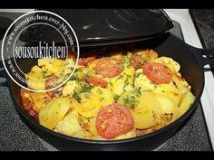Recette de Tajine au poisson/Moroccan Fish Tagine-Easy Recipe-Sousoukitchen - YouTube