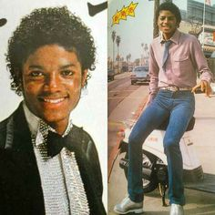 Michael Jackson in Suzuki Commercial in 1981