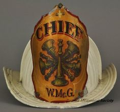 Image of Artifact Firefighter Paramedic, Firefighter Decor, Firefighters Wife, Fire Helmet, Helmet Armor, Fundraising Events, Fundraising Ideas, Bucket Brigade, Fire Image