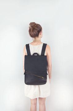 Backpack black - Zand-erover