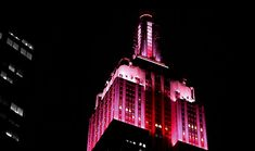 look up at night to see what color the empire state building is color theoryhappy valentines dayempire