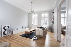 design Poznan apartment Charming Minimalist Apartment in Poland by halo. architecture