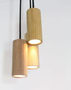 JB Wooden Pendant Lights