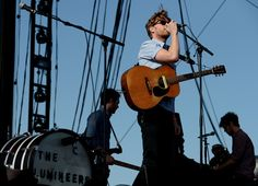 The Lumineers at Coachella Valley Music and Arts Festival . April 14, 2013. Jennifer Cappuccio Maher/Daily Bulletin