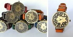 Vintage Leather Watches $7.99(reg.$20.)
