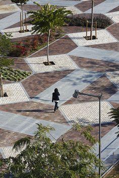 Sevilla, Spain  PARQUE DE LA MÚSICA  Costa Fierros arquitectos