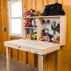 Workbench Garage Clever Garage Storage Ideas From Highly Organized . Space Saving Garage Shelves Ideas Must Have Ideas 4 Homes. Mobile Power Tool Station Workshop Workshop Storage In . Home and Family Building A Workbench, Folding Workbench, Workbench Plans, Garage Workbench, Workbench Stool, Industrial Workbench, Workbench Designs, Tool Storage, Garage Storage