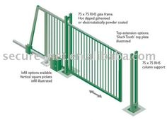 Driveway Gate, Fence Gate, Door Gate, Front Gates, Entrance Gates, Fence Design, Door Design, Garage Gate, Electric Gates
