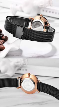 834156ee1 SK Best Watches for Women Stainless Steel Band Ladies Wrist Watch Winder  Women for Sale Bracelet Quartz Discount Watch Black * See this great  product.