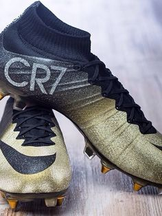 6b370eea53e93 CR7 Ballon D or limited edition cleats Cool Football Boots