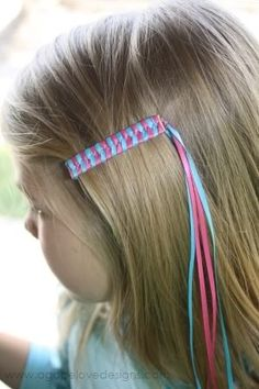 Agape Love Designs & Photography: unbeWEAVEably cute Barrette!