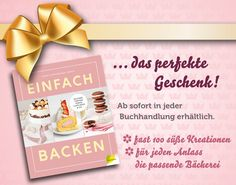 Backbuch einfach backen Place Cards, Place Card Holders, Frame, Home Decor, Just Bake, Gifts, Picture Frame, Decoration Home, Room Decor