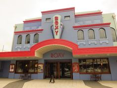 More than movies at Roxy Cinema & Embassy Theatre in Wellington ...
